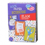 Rock Paper Scissors Slam Card Game
