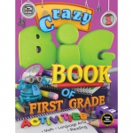 Crazy Big Bk First Gr Activities 1
