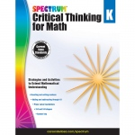 Critical Thinking For Math Wb Gr K