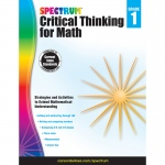 Critical Thinking For Math Wb Gr 1
