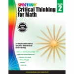 Critical Thinking For Math Wb Gr 2