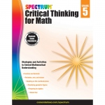 Critical Thinking For Math Wb Gr 5