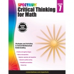 Critical Thinking For Math Wb Gr 7