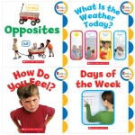 Rookie Toddler Set 1 Board Books