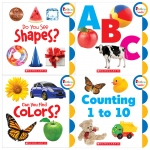 Rookie Toddler Set 2 Board Books