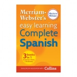 Easy Learning Complete Spanish Merriam Webster