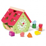Garden House Shape Sorter