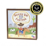 Round Em Up Partnr Paper Board Game