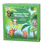 Monkey Say Monkey Do Paper Board Game