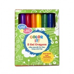 Primary Colors Gel Crayons
