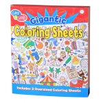 Ready Set Color Giant Coloring Book