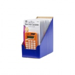 12 Pack 8 Digit Handheld Calculator Assorted Colors