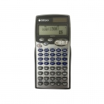 Solar Power Scientific Calculator Fraction/equation 2 Line
