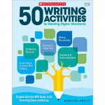 Writing Activities Higher Standards
