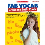 Fab Vocab Greek And Latin Roots