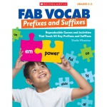 Fab Vocab Prefixes And Suffixes