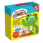 1st Little Comics Parent Pk Lvl A/b