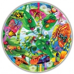 Creepy Critters Round Table Puzzle