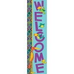 You Can Toucan Welcome Banner Vertical
