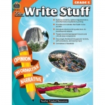 The Write Stuff Grade 5