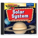 Solar System Cd & Downloadable Book
