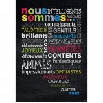 Nous Sommes French Inspire U Poster