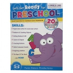 Ready For Pre K Bind Up Workbook