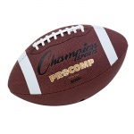 Junior Size Pro Comp Football 2 Ply Bladder Tacky