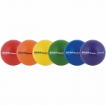 7in Asst Color Rhino Skin Ball Set Medium Bounce
