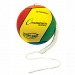 Multicolor Ultra Grip Tether Ball Dimple Finish