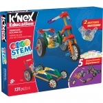 K'Nex Stem Vehicles Building Set