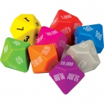 8 Pack Place Value Dice