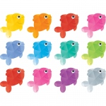 Colorful Fish Mini Accents