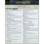 BarCharts Contracts Quick Study Guide