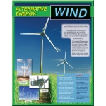Alternative Energy Wind Chart-Let by Carson Dellosa