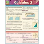 BarCharts Calculus 2 Quick Study Guide