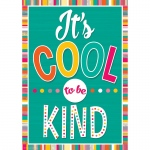 Its Cool To Be Kind Positive Poster