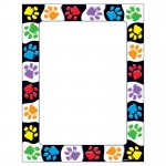 (6 Pk) Paw Prints Terrific Papers