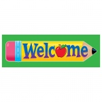(12 Pk) Bookmarks Welcome Pencil 36 Per Pk