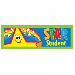 (12 Pk) Bookmarks Star Student