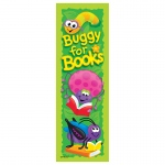 (12 Pk) Bookmark Books And Bugs