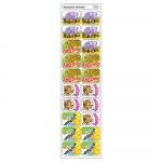 (12 Pk) Applause Stickers Awesome Animals