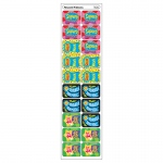 (12 Pk) Applause Stickers Reward Ribbons