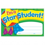 (12 Pk)im A Star Student Star Medal Recognition Awards