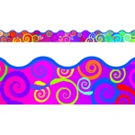 (12 Pk) Rainbow Swirls Terrific Trimmer