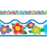 (12 Pk) Crayon Flowers Terrific Trimmer