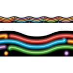 (12 Pk) Neon Waves Trimmer