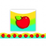(12 Pk) Shiny Red Apples Terrific Trimmers