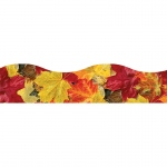 (12 Pk) Fall Leaves Terrific Trimmers New Wave