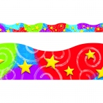 (12 Pk) Stars N Swirls Terrific Trimmers